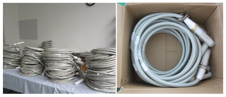 medical 75KV high voltage cables