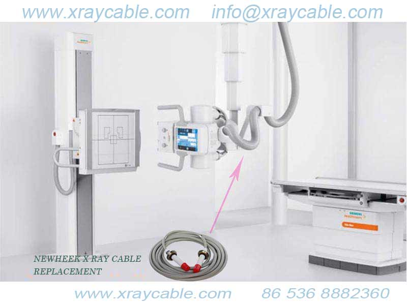 replacement Siemens X ray HV cable