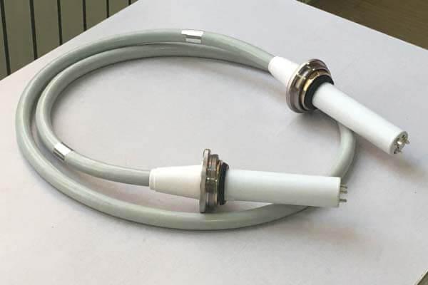 5m 90kvdc high voltage cable