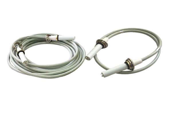 90kvdc high voltage cable 2m
