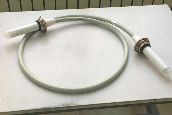 90kvdc high voltage cable 6m