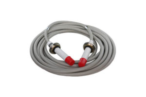 High voltage cables are used in medical X ray machines