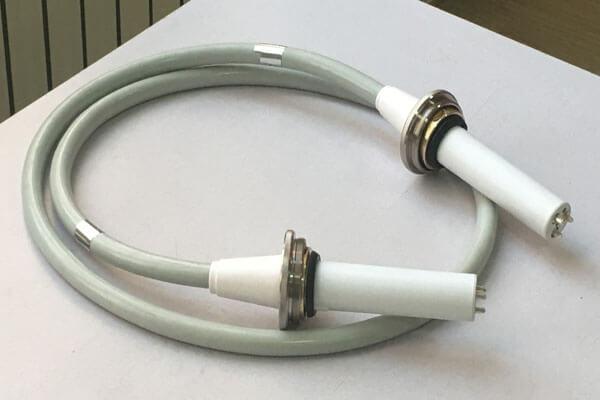 PVC cable maintenance