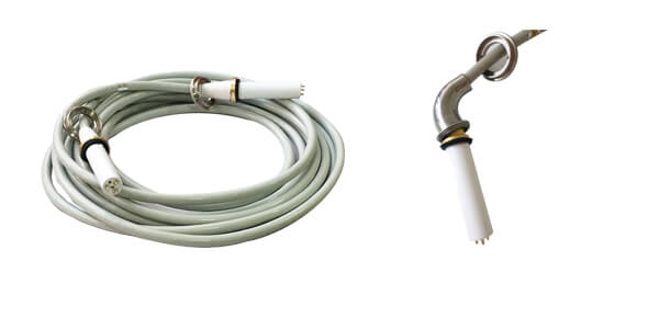 Does the high voltage cable manufacturer provide free sample cable