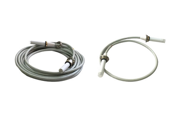 Can high voltage cables for X-ray machines be used in industry