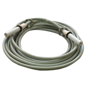 What is the role of Medical x ray high voltage cable?