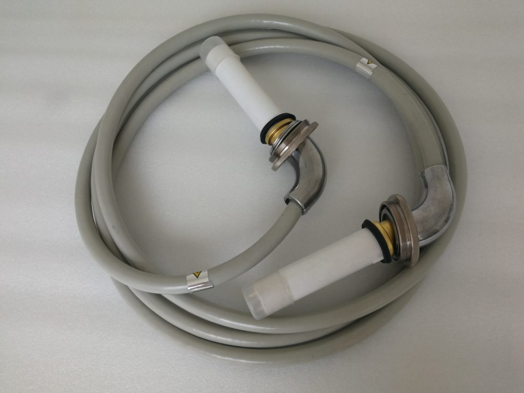 Hihg Voltage cables with special connector